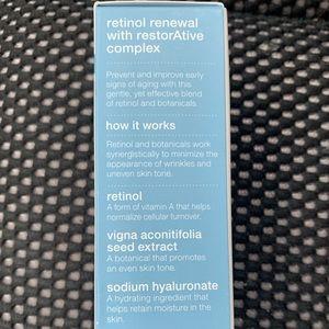 PCA Makeup - PCA Retinol renewal with Restoractive complex!